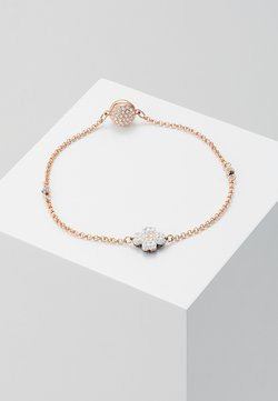 Swarovski - REMIX STRAND CLOVER  - Bracelet - rose gold-coloured