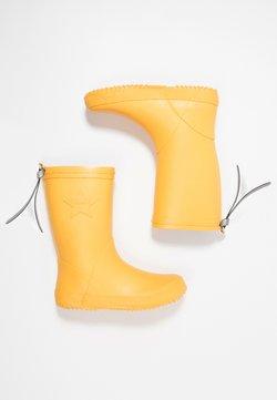 Bisgaard - WELLIES - Stivali di gomma - yellow