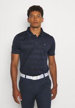 Calvin Klein Golf - SHADOW STRIPE - Funktionsshirt - navy