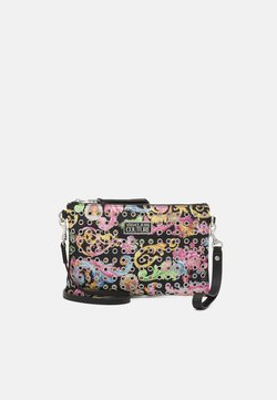 Versace Jeans Couture - EYELETS EXTREME MEDIUM POUCH - Olkalaukku - multi-coloured