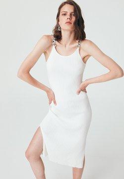 Twist - Etuikleid - off white