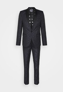 Twisted Tailor - SERVAL SUIT - Anzug - blue
