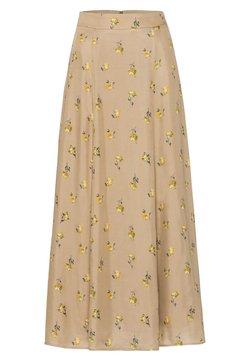 IVY & OAK - A-line skirt -  toffee