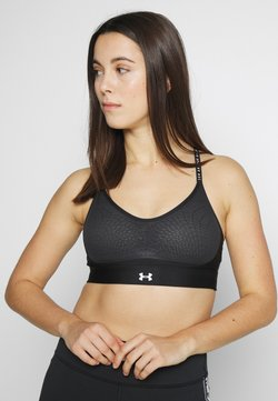 Under Armour - INFINITY LOW BRA - Sport BH - black