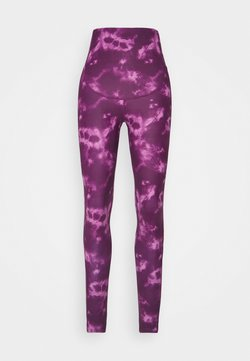 South Beach - MATERNITY LEGGING - Tights - purple