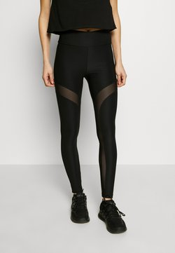 Guess - LEGGINGS - Tights - black
