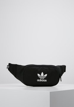 adidas Originals - ESSENTIAL CBODY UNISEX - Bältesväska - black