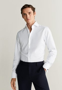 Mango - MASNOU - Businesshemd - white