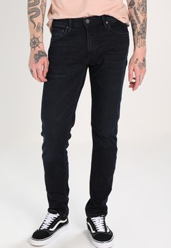 Jack & Jones - JJIGLENN FELIX  - Straight leg -farkut - black