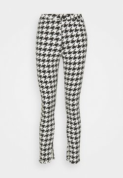 Missguided Petite - DOGTOOTH VICE - Jeans Skinny Fit - multi