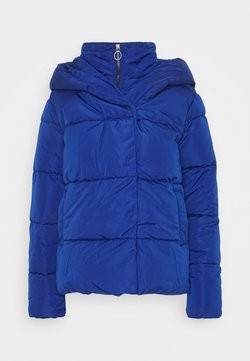 ONLY Tall - ONLSARA SHORT PUFFER JACKET - Winterjacke - sodalite blue
