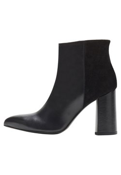 PoiLei - High Heel Stiefelette - black