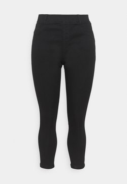 CAPSULE by Simply Be - AMBER - Jegging - black