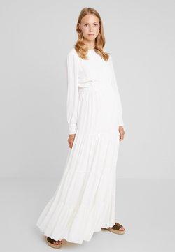 IVY & OAK Maternity - BRIDAL MATERNITY DRESS MAXI - Maksimekko - snow white