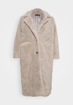 Simply Be - LONGLINE COAT - Manteau classique - mink