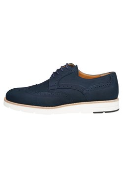 SHOEPASSION - NO. 363 UL - Sportlicher Schnürer - dark blue