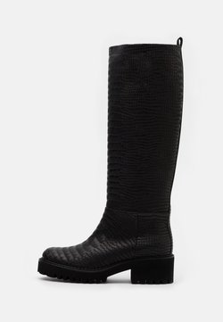 Homers - TINY - Plateaustiefel - black