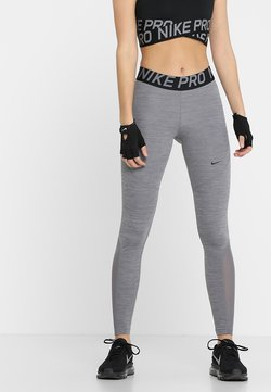 Nike Performance - Tights - gunsmoke/heather/gunsmoke/black