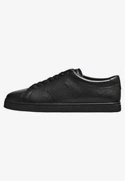Massimo Dutti - Sneaker low - black