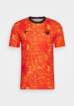Nike Performance - AS ROM DRY - Vereinsmannschaften - safety orange/black