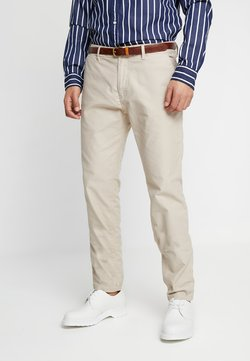 Scotch & Soda - STUART CLASSIC - Chinot - sand