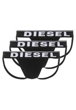 Diesel - UMBR-JOCKYTHREEPACK JOCKSTRAP 3 PACK - MPACK:3 - Slip - black