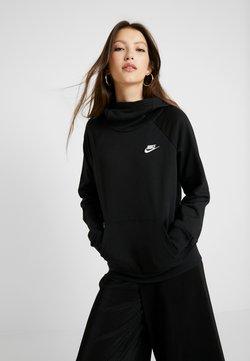 Nike Sportswear - Kapuzenpullover - black/white
