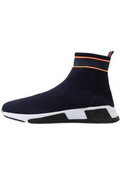 River Island - Sneaker high - navy