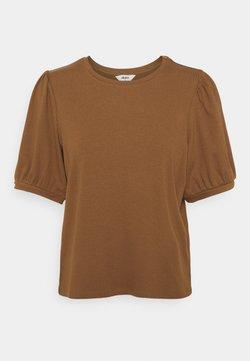 Object - OBJJAMIE - T-Shirt basic - partridge