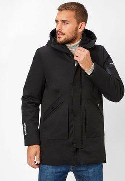 S4 Jackets - WATERLAND - Wintermantel - black