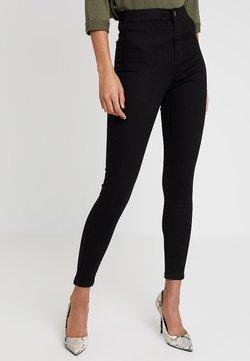 Miss Selfridge - STEFFI - Jeans Skinny Fit - black