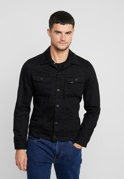 Lee - SLIM RIDER - Jeansjacke - black rinse