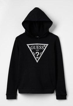 Guess - ACTIVEWEAR CORE - Sweatshirt - jet black/frost