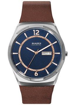 Skagen - MELBYE - Uhr - brown
