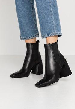 Topshop - HARBOUR CHELSEA - High Heel Stiefelette - black