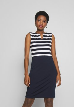 Esprit Collection - DRESS - Etuikleid - navy