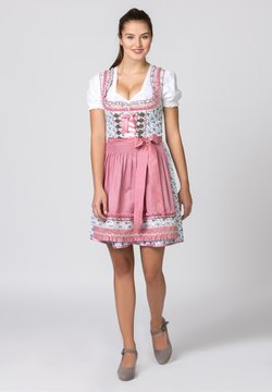 Stockerpoint - FIDELIA - Dirndl - flower-rose