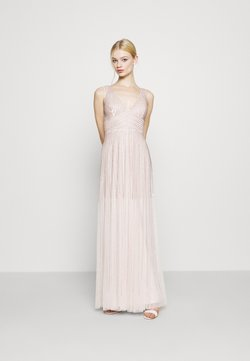 Lace & Beads - LORELEI - Ballkleid - nude