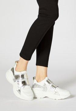 Felipa - Sneakers laag - argent blanc