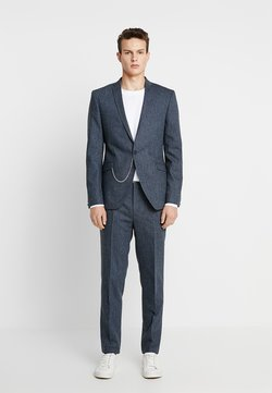 Shelby & Sons - NEWTOWN SUIT - Anzug - mid blue