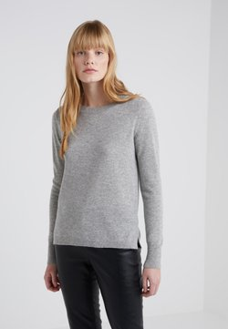 J.CREW - LAYLA CREW - Neule - heather grey