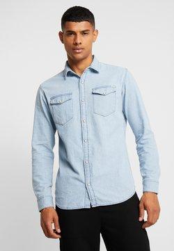 Jack & Jones - JJESHERIDAN SLIM - Shirt - light blue denim