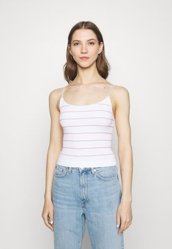 Pieces - PCTYRUS STRAP - Top - bright white