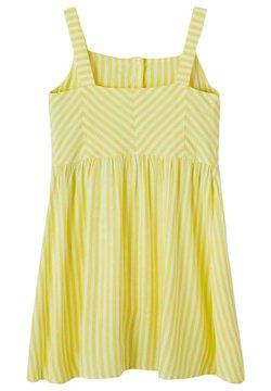 Name it - Blusenkleid - lemon verbena
