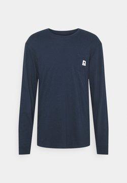Burton - COLFAX  - Maglietta a manica lunga - dress blue