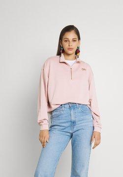 Nike Sportswear - FEMME - Sweatshirt - pink oxford/metallic gold