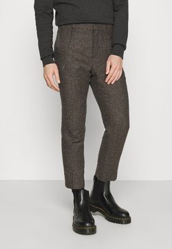 Shelby & Sons - STANLEY TROUSER - Stoffhose - brown