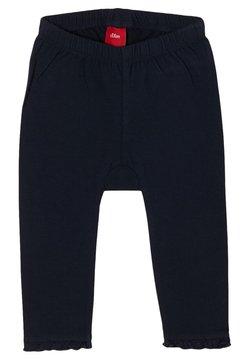 s.Oliver - Leggings - Hosen - dark blue
