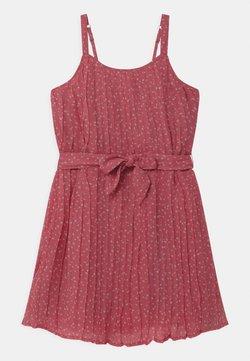 Abercrombie & Fitch - Freizeitkleid - pink