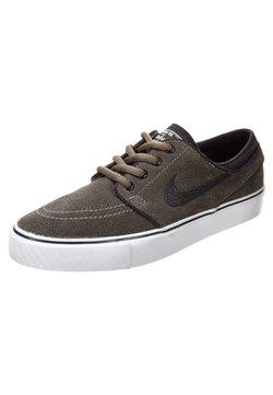 Nike SB - STEFAN JANOSKI - Sneaker low - dark dune/black/light ash grey